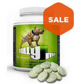 Bully Max Europe tablets 60 days